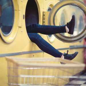 If laundry be the food of love